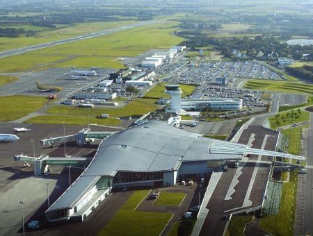 Aéroport de Brest-Bretagne (29)