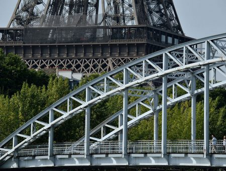 Architecture métallique Paris