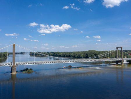 L'acier au secours du Pont de Varades (44)