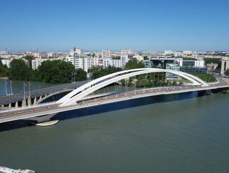 Pont Raymond Barre – Lyon (69)