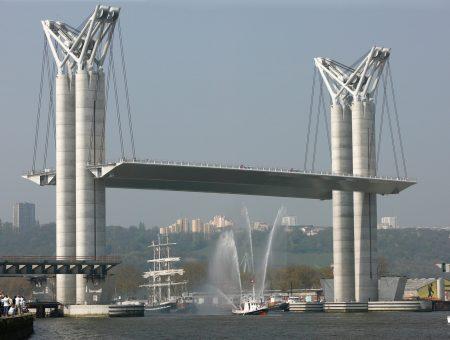 Pont Gustave-Flaubert (76)