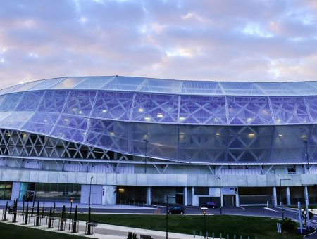 Stade Allianz Riviera – Nice (06)