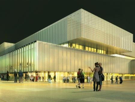 Salle sportive métropolitaine de Rezé – Nantes (44)