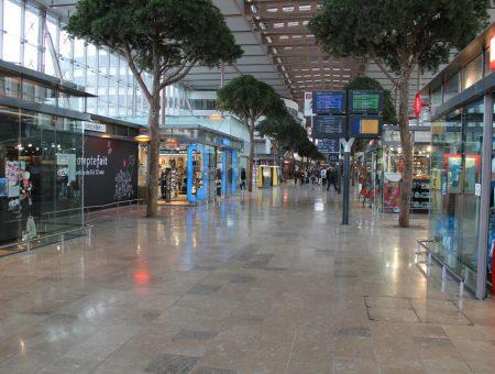 Extension Gare Saint-Charles – Marseille (13)