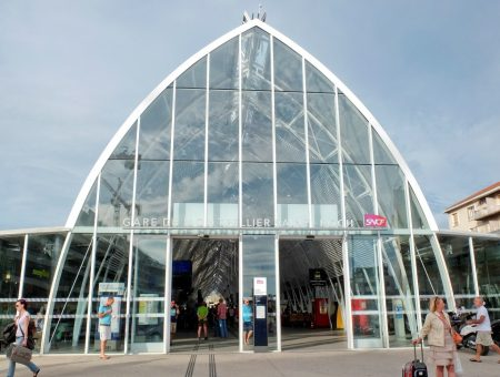 Gare de Montpellier Saint-Roch (34)
