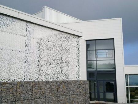 Bâtiment industriel CADIOU – Locronan (29)