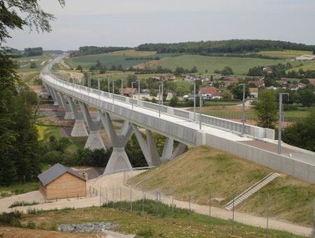 Viaduc ferroviaire de la savoureuse – Territoire de Belfort (90)